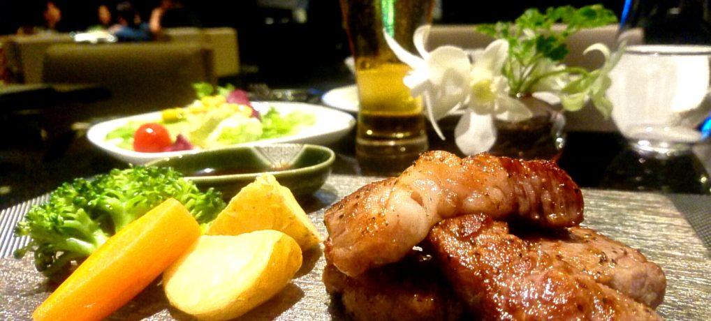 ⑦-3:羽田空港「DINING h」体験記