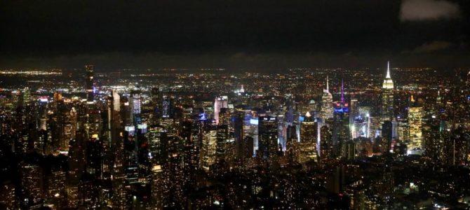 NYヘリコプター夜景ツアー体験記